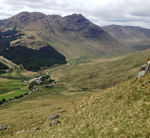Stob a'Choin and Inverlochlarig   by rthoms27