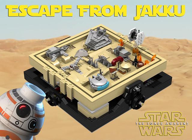 Maze: Escape From Jakku