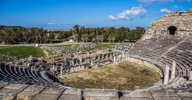 Miletus Amphitheatre