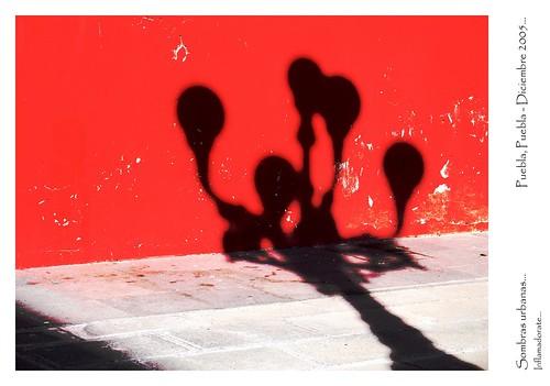 Sombras urbanas...
