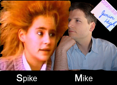 Spike vs. Mike | by Mike Boon