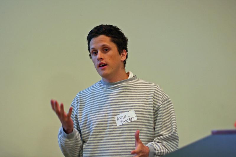 Aaron Levie, Box.net