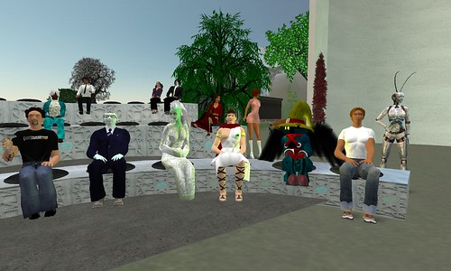 """Avatar-Based Marketing: What's the Future for Real-Life Companies Marketing to Second Life Avatars?"" 