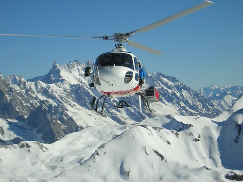 Heliskiing Courmayeur, Italy | by Mountain Spirit Bergsportschule