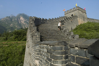 shanhaiguan great wall (山海关长城) | by galaygobi