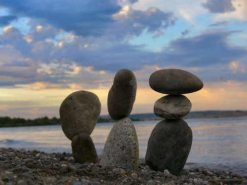 sunset rock river rocks howard columbia stack stacks amon tricities cotcmostinteresting