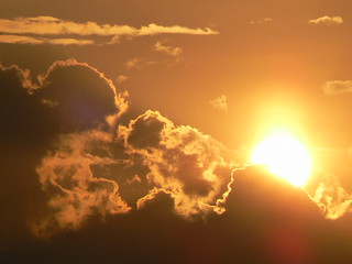 Today's sunrise   by e³°°°