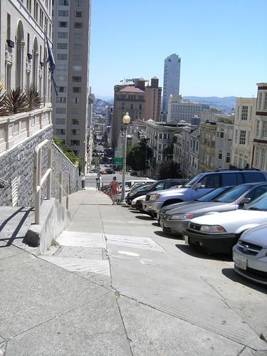 Look down Mason street | by Neezee