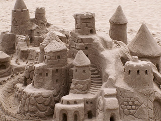 Sand Castles   by Sister72