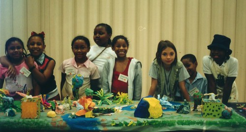 Summer Art Camp - Bruce Elementary, Memphis | by Bridgman Pottery
