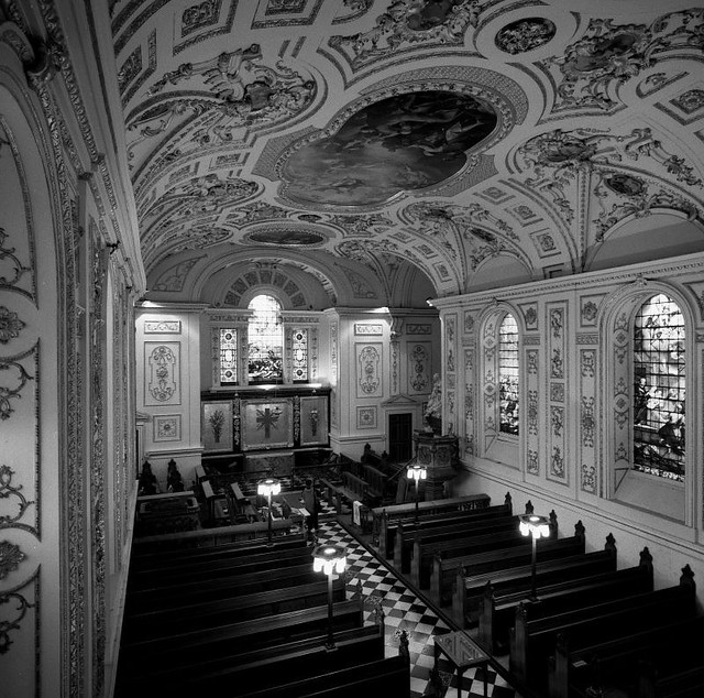 Church at Witley Court