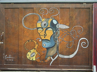 Untitled Mural by Laura Campos | by Franco Folini