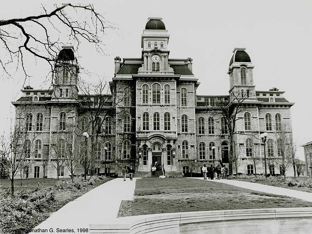 Hall Of Languages, Syracuse University, Syracuse, NY, USA, 1998