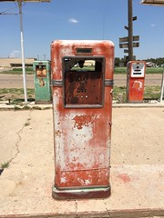 Route 66 in TX July 2015  9902