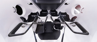 Crew Dragon Interior | by Official SpaceX Photos