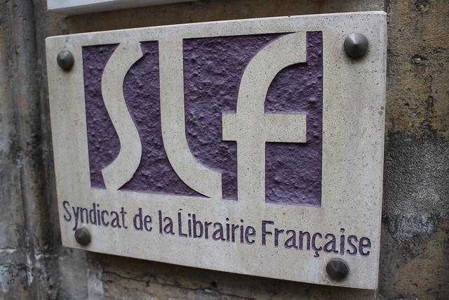 SLF : Syndicat de la librairie française