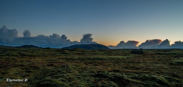 Hellisheidi south Iceland