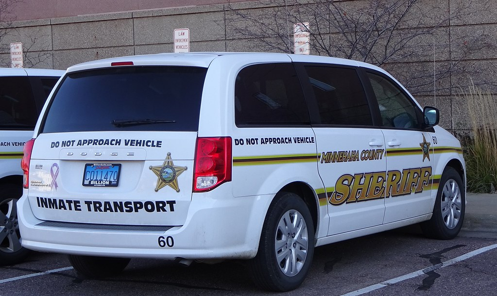 Prisoner Transport Van >> Minnehaha County Sheriff Dodge Prisoner Transport Van Flickr