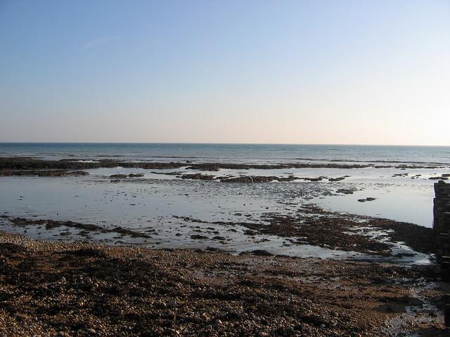 The coast at Rottingdean