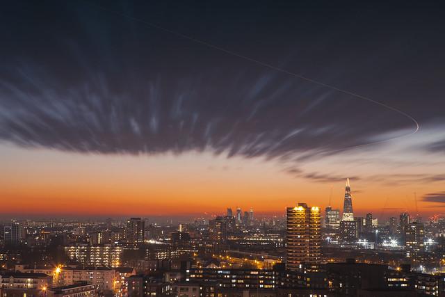 London's Sunset