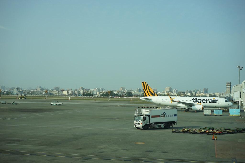 tiger air Taiwan高雄空港