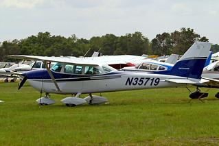 N35719   Cessna 172I Skyhawk [172-56932] Lakeland-Linder~N 16/04/2010
