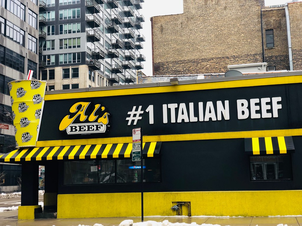 Al's #1 Italian Beef - Chicago