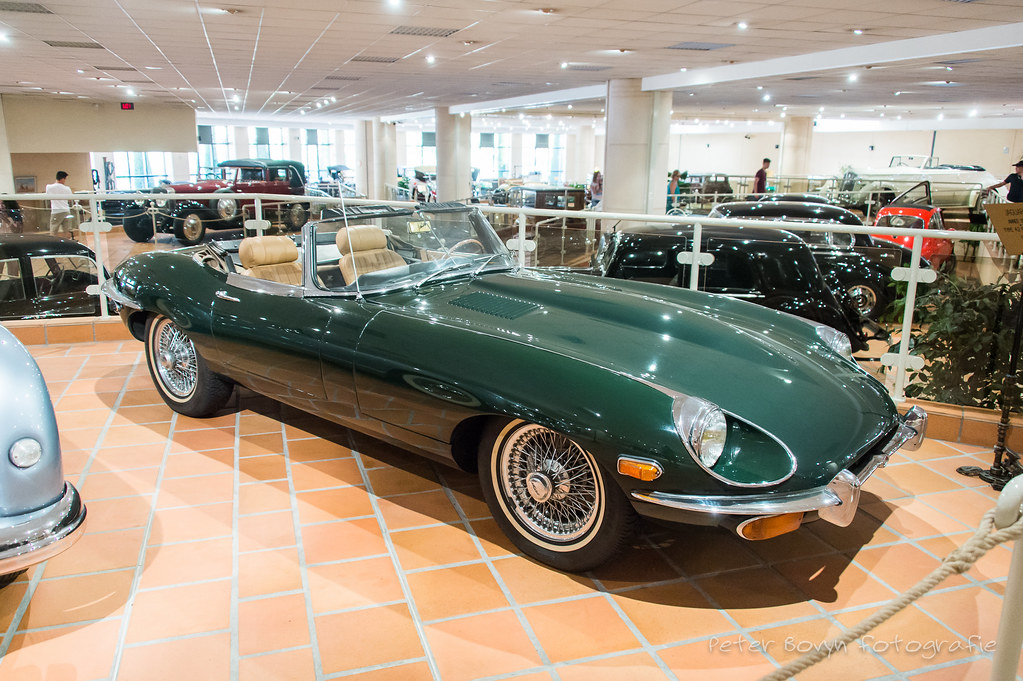 Jaguar E-Type Roadster 4.2 - 1969