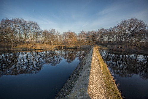 naarden devesting water thedutchwaterline reflection tree trees blue bright color colors colours colour contrast clouds cloud dutch goldenhour landscape light lake netherlands nederland outdoors outdoor fortmoat panorama sony sky sun scenic sunset thenetherlands ultrawide wimvandem legacy golddragon