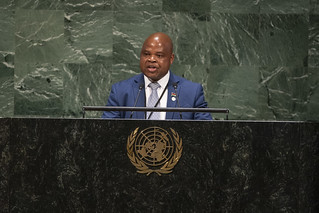 MALAWI at the 2019 United Nations Peacekeeping Ministerial on Uniformed Capabilities, Performance and Protection | by United Nations Peacekeeping