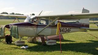N4134F - Cessna 172   Oshkosh