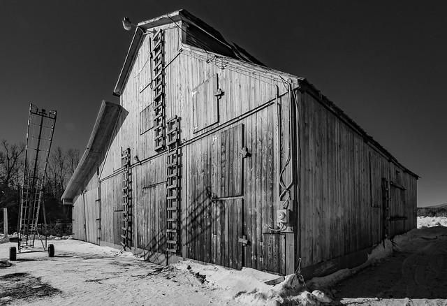 Colebrook barn