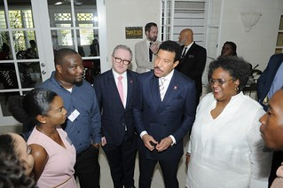 Prince's Trust International Reception (6) | by barbadosgovernmentinformationservice