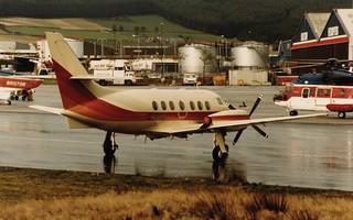 G-BKUY BAe Jetstream 31-3201