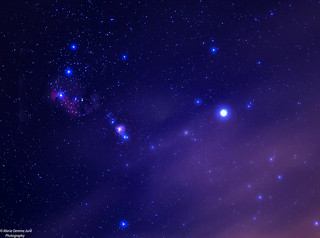 The Orion Constellation | by Maria Gemma - A Passionate Photographer