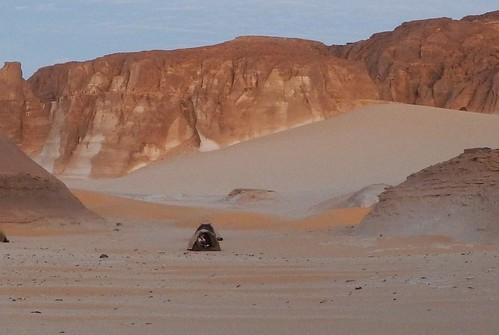 tschad chad tchad ciad sahara sahel africa afrika afrique desert borkou ennedi tibesti camp tourism tents zelt tentes evening sunset