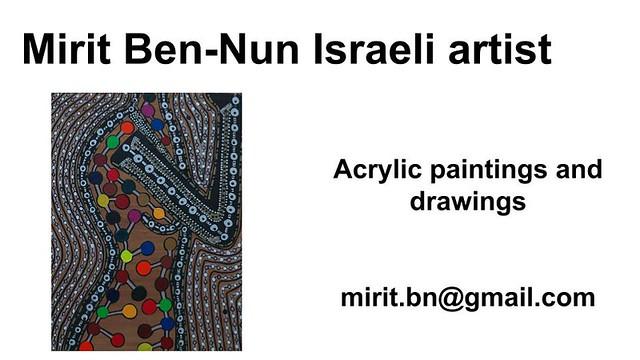 Mirit Ben-Nun artist realistic women art exhibition dynamic