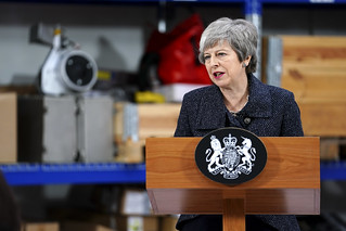 Grimsby Visit | by UK Prime Minister