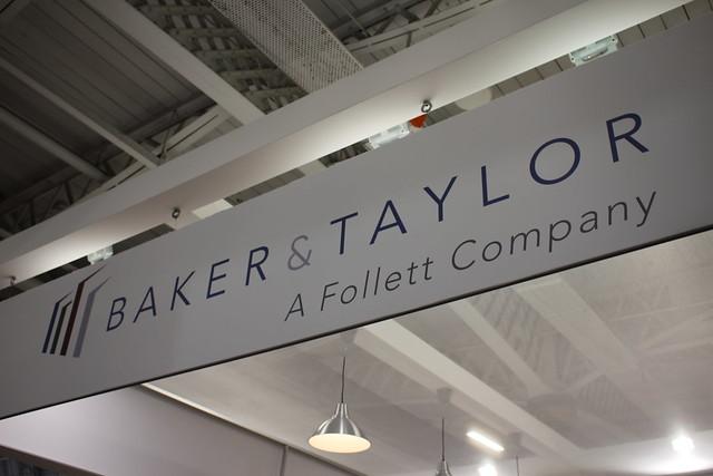 Baker & Taylor - Foire du Livre de Londres 2019