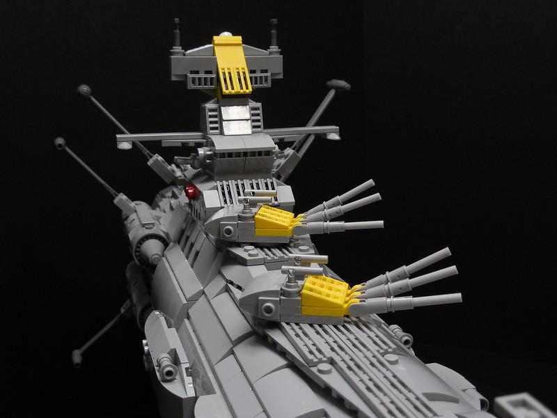 Space Battleship Andromeda 013