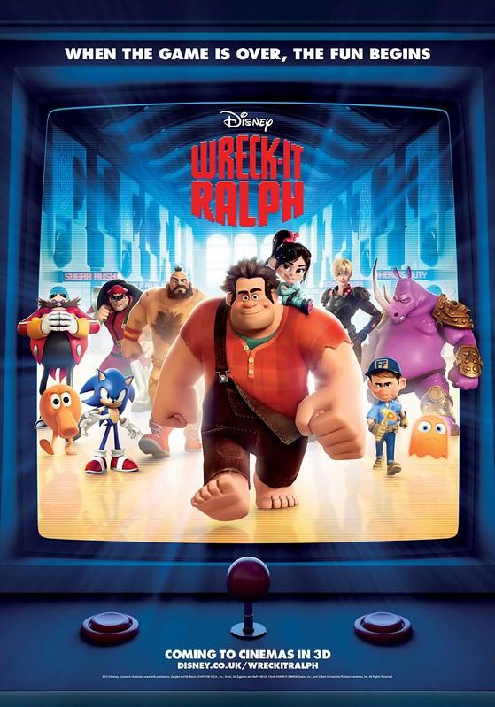 Wreck-It Ralph - Poster 12