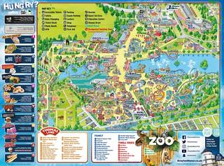 Drayton Manor 2018 Park Map | by ThemeParkMedia