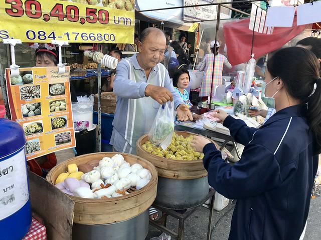 Chiang Rai market (Northern Thailand 2018)