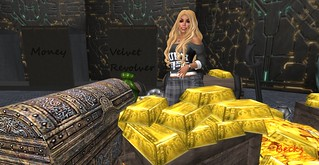Money (Velvet Revolver)   by Becks (Rebecca)