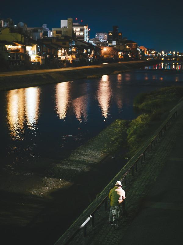 鴨川|京都 Kyoto