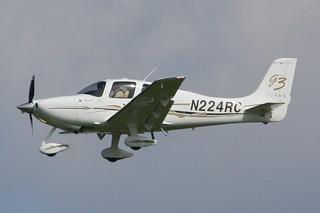 N224RC Cirrus SR22 G3 GTS Turbo