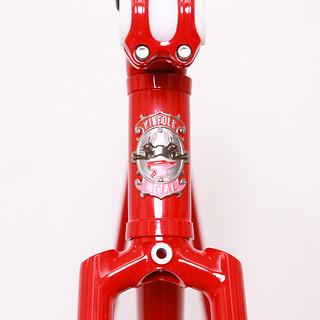 KINFOLK Steel Frame & Fork Painted By Swamp Things. | by starfuckers / Above Bike Store