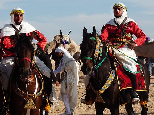 Festival International du Sahara: Mezi berberskými jezdci (1. díl)