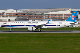 D-AYAQ // China Southern Airlines // A321-253N // MSN 8719 // B-303L | by Martin Fester - Aviation Photography