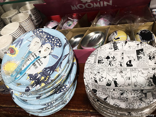 Moomin souvenirs | by libelle_journey